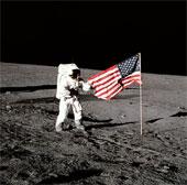Người Mỹ chưa muốn trở lại mặt trăng