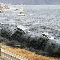"""Người Nhật lo sợ """"sóng thần đen"""" sắp ập tới"""