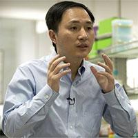 Người tạo em bé biến đổi gene ở Trung Quốc nhận án 3 năm tù