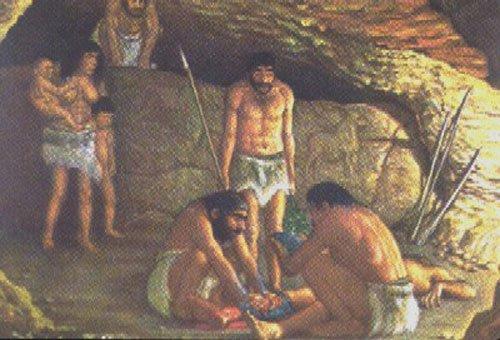 Người tiền sử ăn thịt lẫn nhau