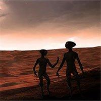 """Người Trái đất có dễ làm """"chuyện ấy"""" với người sống trên sao Hỏa?"""