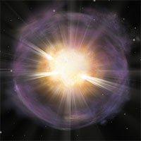 Nguồn gốc của 50% canxi trong vũ trụ