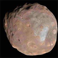 Nguồn gốc vệ tinh Phobos của sao Hỏa