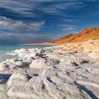 Nguyên nhân Biển Chết mặn hơn nước đại dương