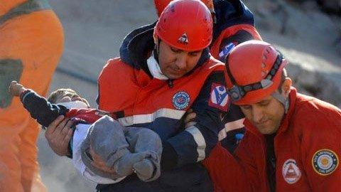 Nguyên nhân động đất kinh hoàng tại Thổ Nhĩ Kỳ