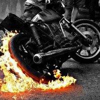 Nguyên nhân khiến xe máy bốc cháy
