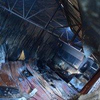 Nguyên nhân nhà khung thép sập rất nhanh trong hỏa hoạn