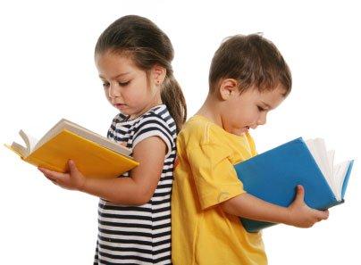 Nhà càng nhiều sách, trẻ càng học cao