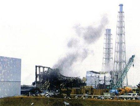 Nhật lập vùng cấm quanh nhà máy Fukushima I