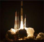 Nhật phóng vệ tinh theo dõi lượng mưa toàn cầu