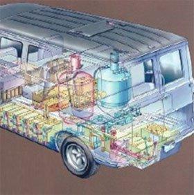 Nhiên liệu đặc biệt thay thế xăng dùng cho ô tô