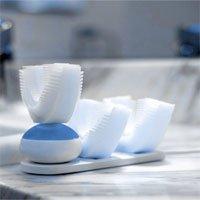 Nhờ chiếc bàn chải đặc biệt này, bạn chỉ cần 10 giây để đánh răng xong
