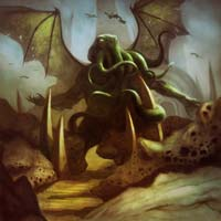 Những bí ẩn về Thủy quái Thái Bình Dương Cthulhu