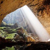 Những bức ảnh gây choáng ngợp về hang Sơn Đoòng