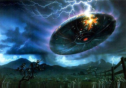 """Những điểm đến """"ưa thích"""" của UFO"""