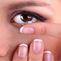 Những điều cần ghi nhớ khi sử dụng kính áp tròng