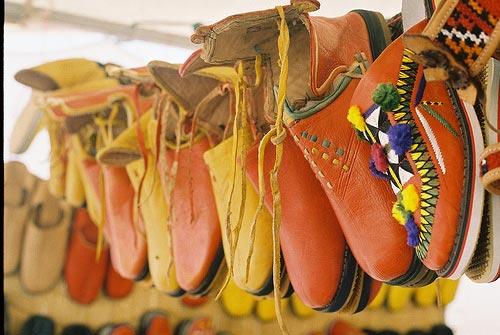 Những đôi giày đầu tiên có lẽ 40.000 năm tuổi