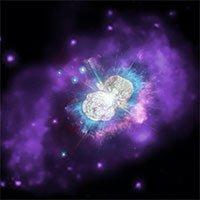 Những hình ảnh ấn tượng của vũ trụ được NASA công bố