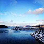 """Những hình ảnh """"ảo diệu"""" về mùa đông tại Alaska"""