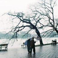 Những khoảnh khắc mùa đông Hà Nội