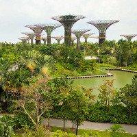 Những khu vườn kiệt tác trên thế giới