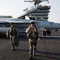 Những lần chạm trán UFO của phi công hải quân Mỹ
