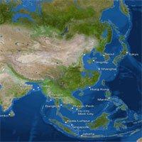 Những miền đất bị nhấn chìm khi toàn bộ băng tan chảy