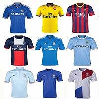 Những thay đổi của trang phục bóng đá qua thời gian