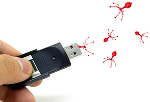 Những Virus máy tính làm