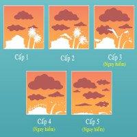 Những yếu tố tạo nên sức mạnh hủy diệt của bão nhiệt đới