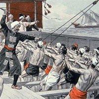 Nô lệ Barbary: Những số phận da trắng bi thảm