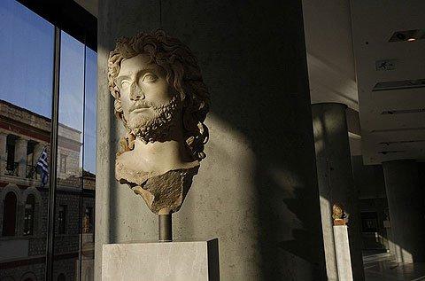 Nơi lưu giữ báu vật nền văn minh Hy Lạp
