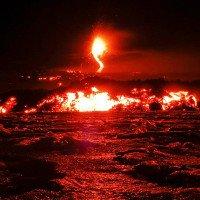 Núi lửa đảo Sicily đột ngột phun trào, 10 người bị thương
