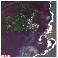 Núi lửa Kilauea đã giúp Hawaii