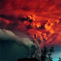 Núi lửa phun trào dữ dội như thế nào?