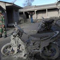 Núi lửa phun trào ở Indonesia, 7 người chết