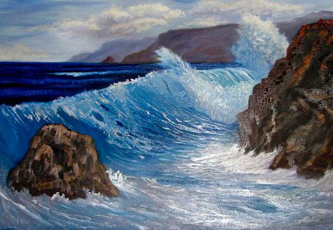Nước biển đang tăng vọt bất thường