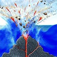 Nước có thể dập được lửa nhưng vì sao núi lửa ngầm vẫn có thể phun trào dưới đại dương?