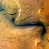 Nước trên sao Hỏa và Trái đất có thể chung nguồn gốc