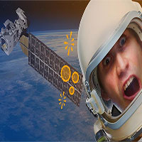 Ợ hơi trong vũ trụ - câu chuyện kinh dị còn hơn cả khi phi hành gia