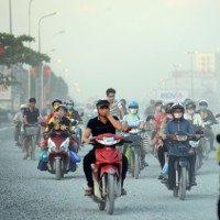 Ô nhiễm bụi mịn PM2.5: Sát thủ vô hình