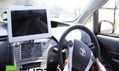 Ôtô tự lái lần đầu xuất hiện trên đường phố Nhật