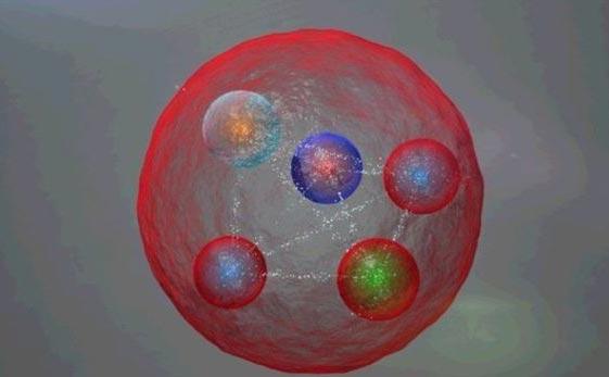 Pentaquark - loại hạt nguyên tử mới được phát hiện