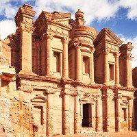 Petra: Thành phố cổ trong lòng núi đá