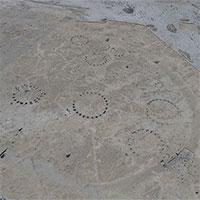 Phát hiện 17 ngôi nhà tròn 2.000 năm tuổi