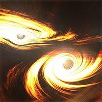 Phát hiện 2 hố đen vũ trụ sáp nhập cách đây 7 tỷ năm