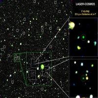 Phát hiện 23 thiên hà hình thành sau vụ nổ Big Bang 800 triệu năm