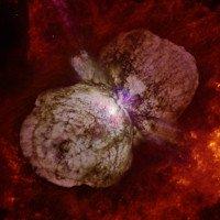 Phát hiện 5 sao có kích thước ngoại cỡ trên các dải thiên hà