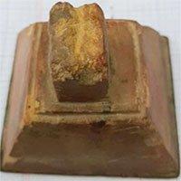 Phát hiện ấn đồng cổ thời Lê tại Hà Tĩnh