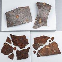 Phát hiện áo giáp La Mã 2.000 năm tuổi